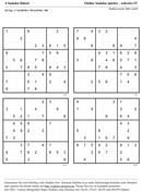 Sudoku Drucken Sehr Schwer
