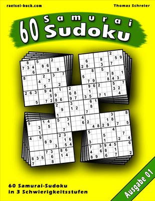 Cover Samurai Sudoku